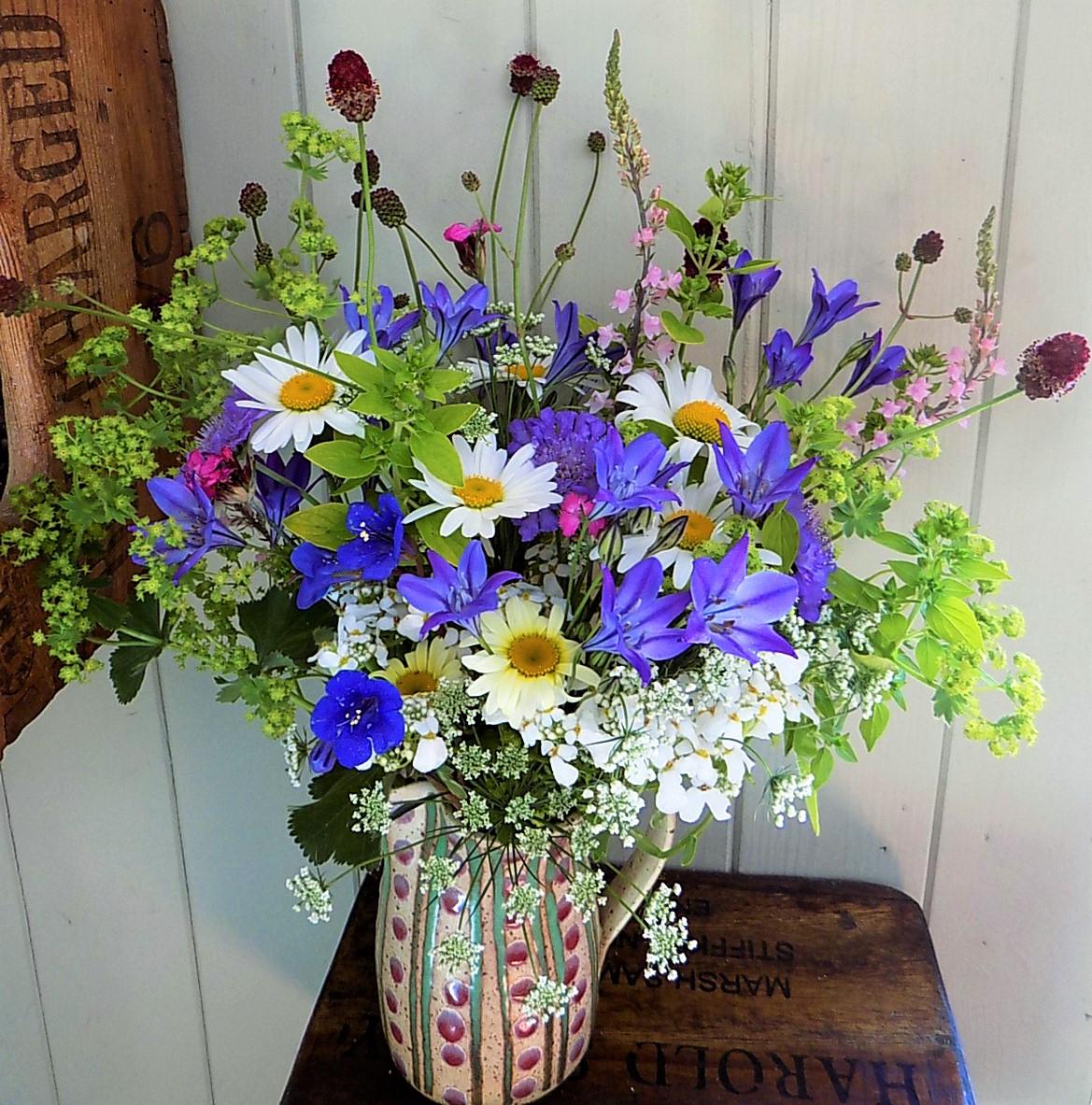 My Top 10 Perennials For Cut Flowers Home Flower Garden