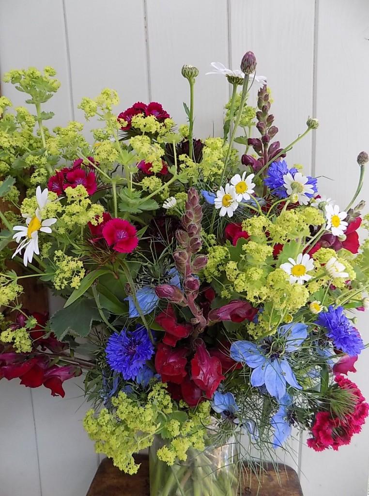 June flowers