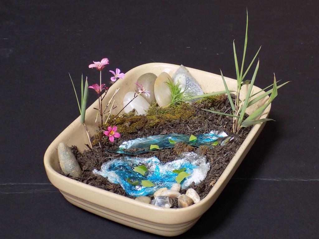 Japanese Garden Model